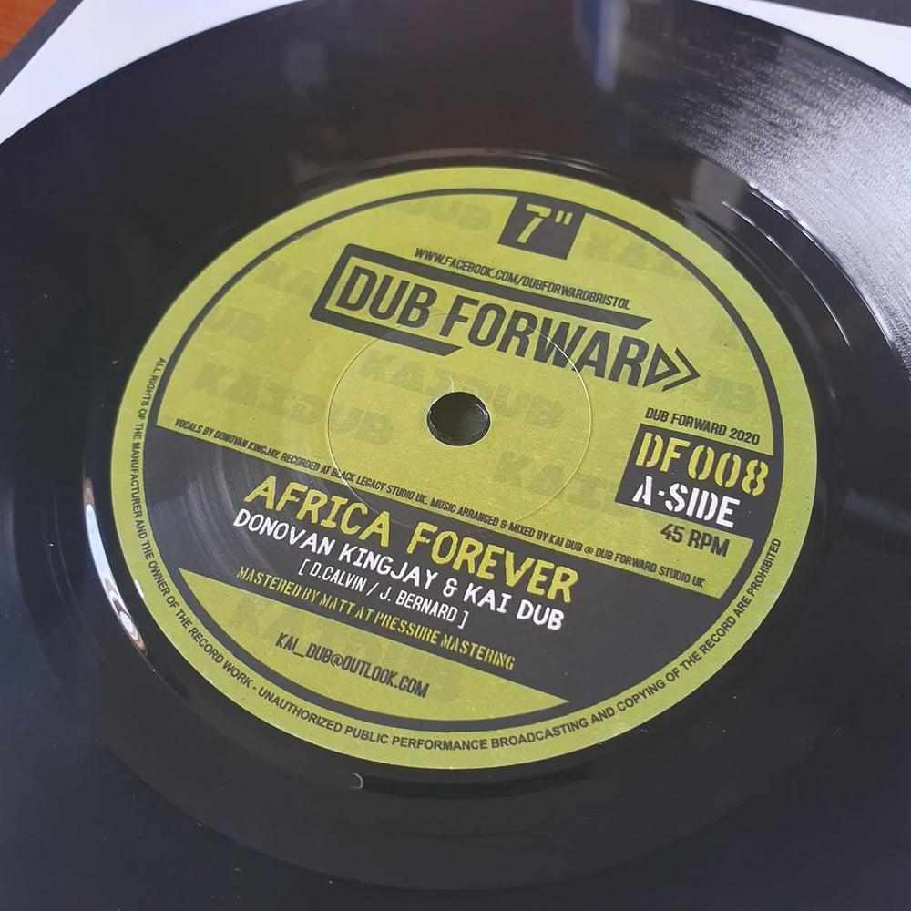 Kai Dub & Donovan King Jay  – Africa Forever + Forever Dub