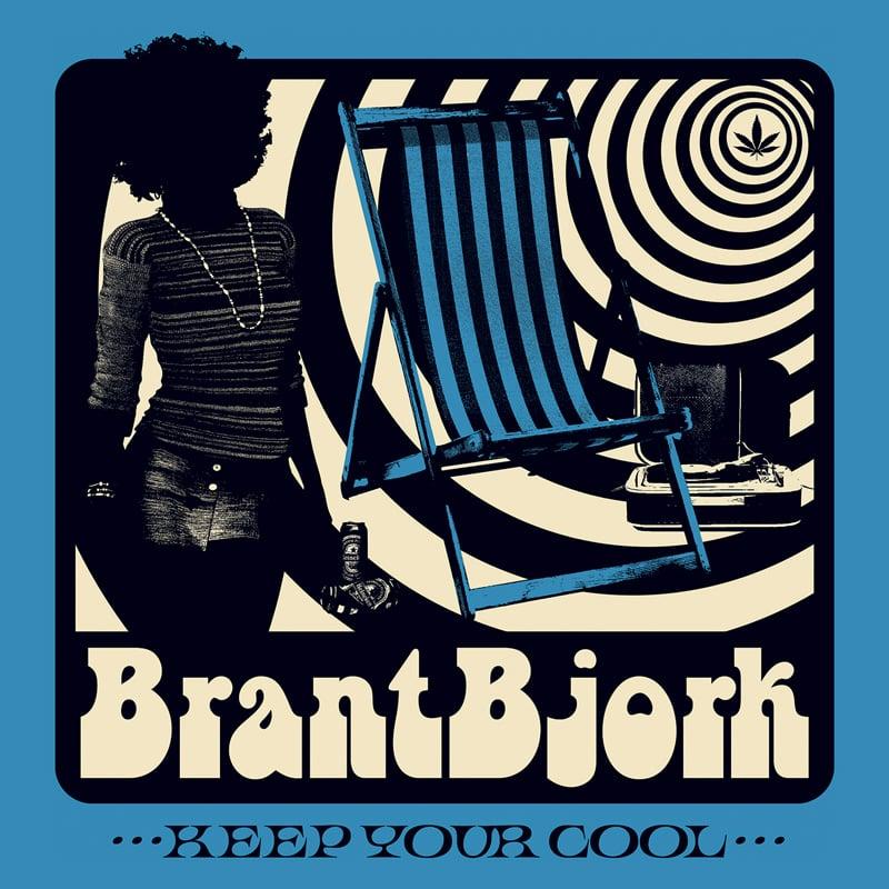 Image of BRANT BJORK - KEEP YOUR COOL 400x ltd Marbled VINYL