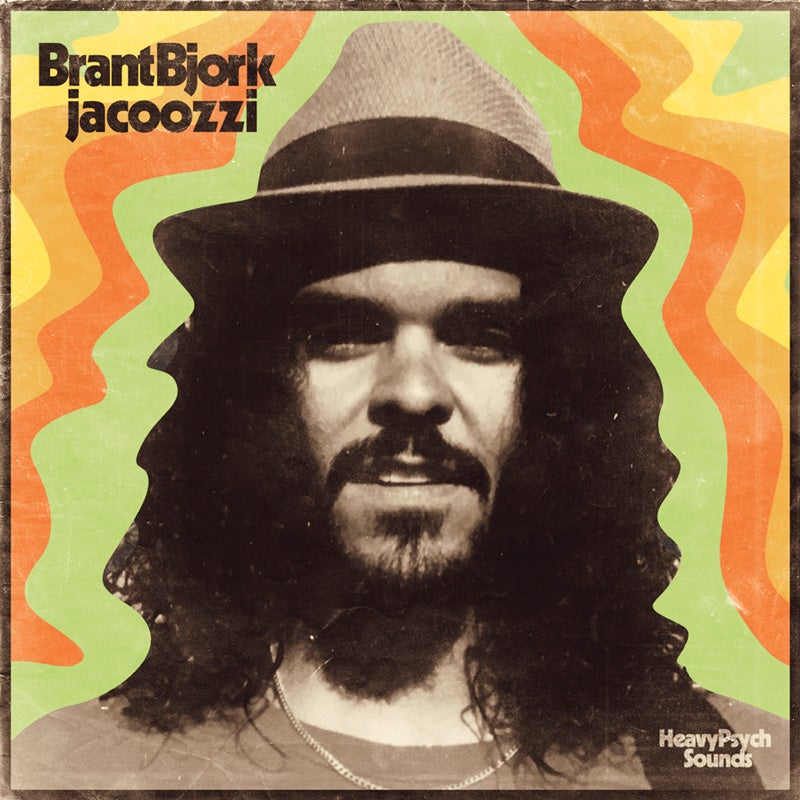 Image of BRANT BJORK - JACOOZZI COLOURED VINYL