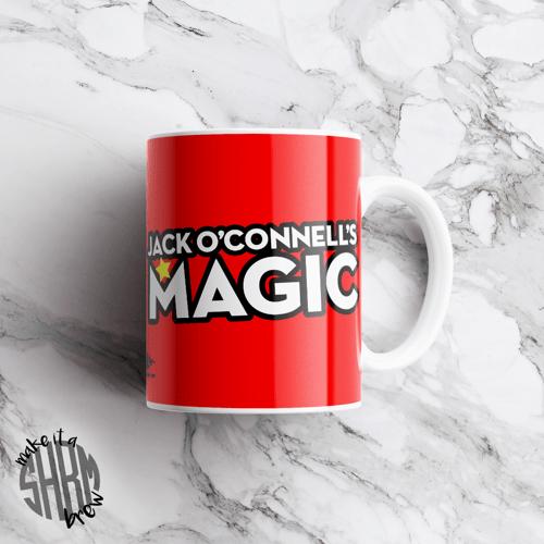 Image of Jack O'Connell's Magic Mug