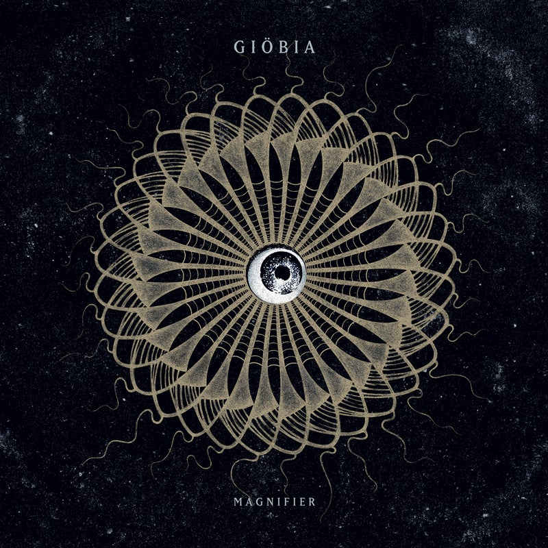 Image of GIÖBIA - MAGNIFIER COLOURED VINYL