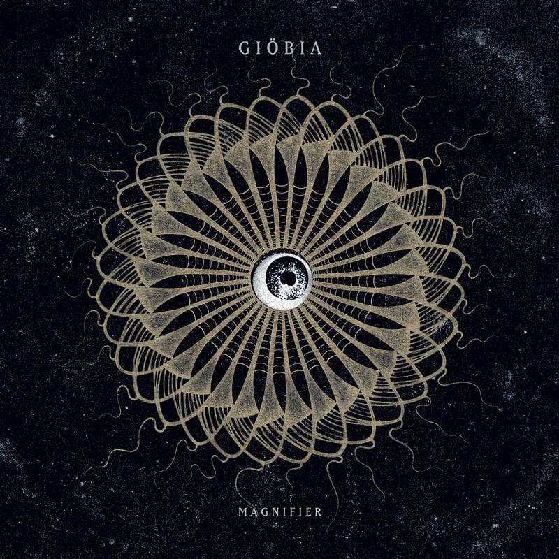 Image of GIÖBIA - MAGNIFIER GREY VINYL