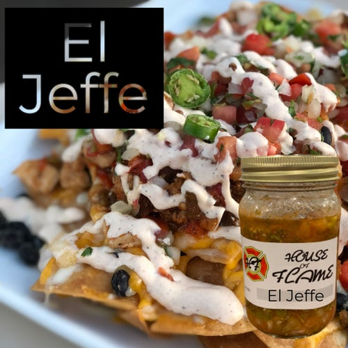 Image of El Jeffe - Hail to the Chief