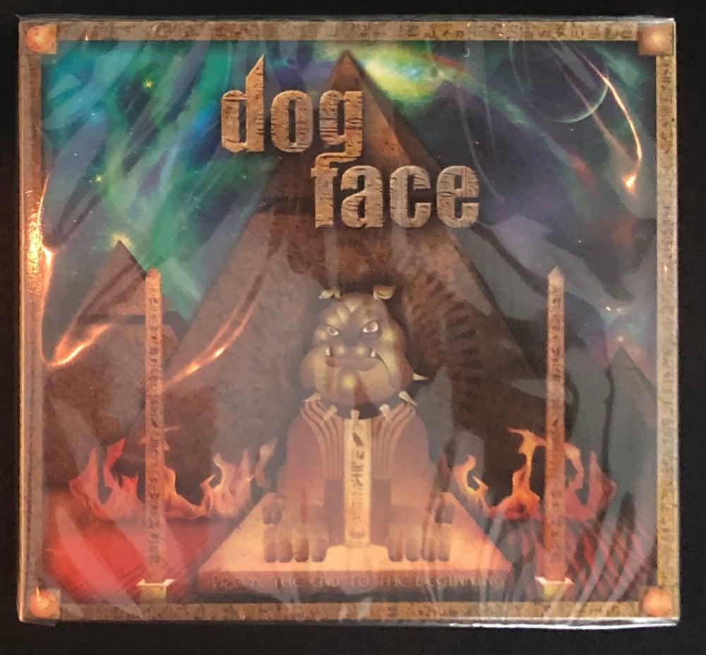 Image of Dogface - Best of Dogface (CD)