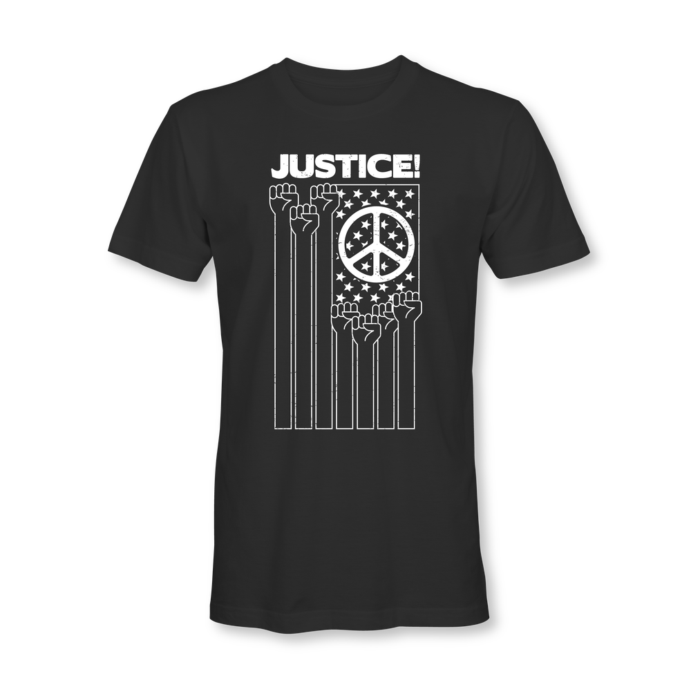 Image of Justice gets Peace