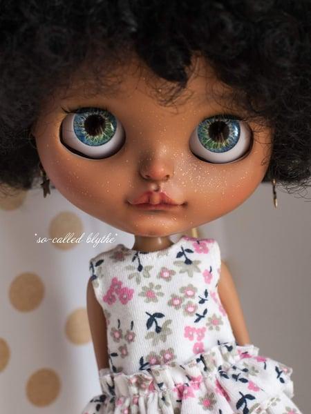 Image of Kala tan OOAK custom doll