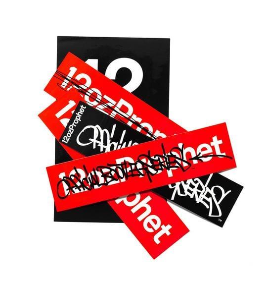 Image of *Free Sticker Packs