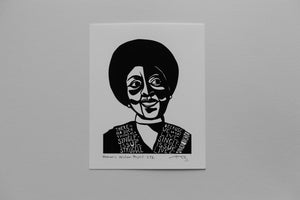 Image of Benefit Women's Wisdom Project Print: Audre Lorde