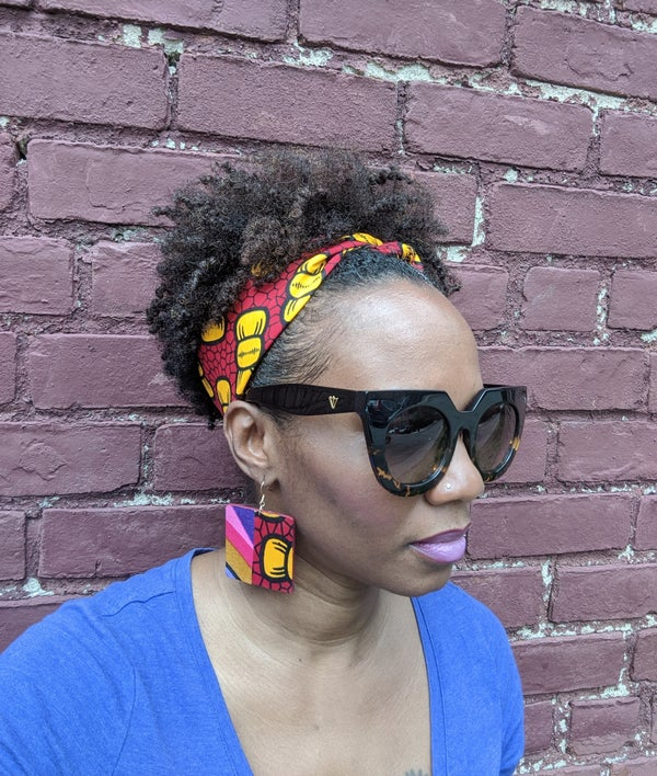 "Image of ""Moremi"" Mini Headband"