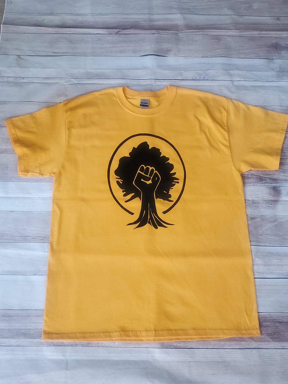 Image of DEEPLY ROUTED TEE