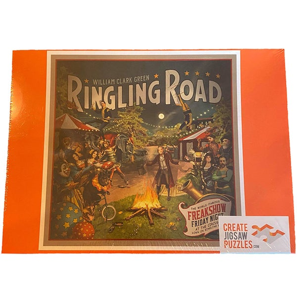 Image of Jigsaw Puzzle - Ringling Road
