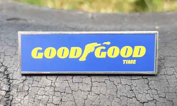 Image of Good Good Time DMB Pin Regular Edition Single FREE SHIPPING