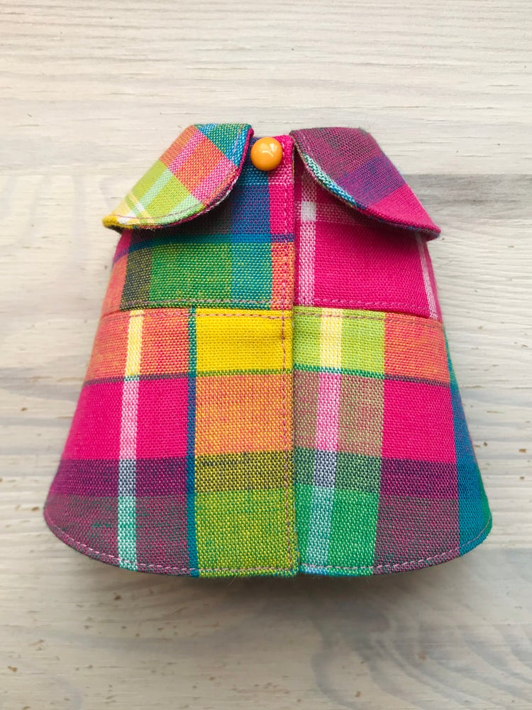 Image of Rainbow Cape for Neo Blythe