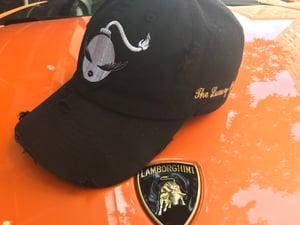 Image of Bomb Hat  (Yellow & Orange left)