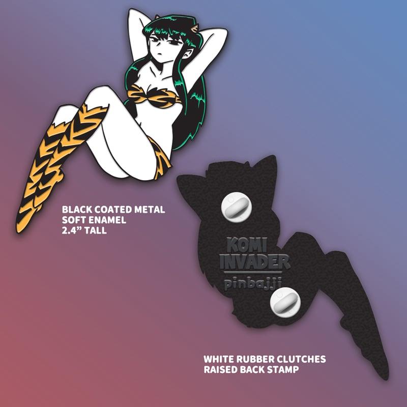 Image of Komi Invader Pin