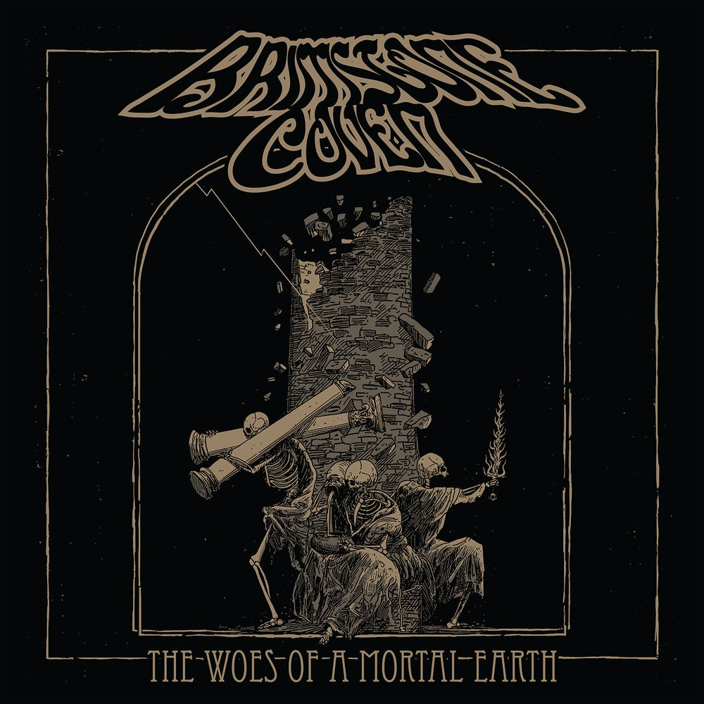 Image of Brimstone Coven - The Woes of a Mortal Earth Limited Digipak CD