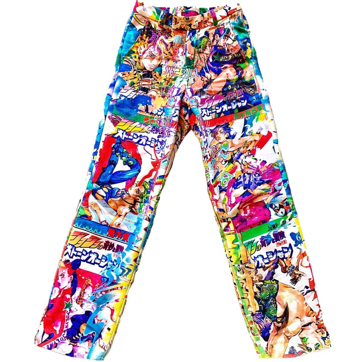 Image of Stone Ocean Pants