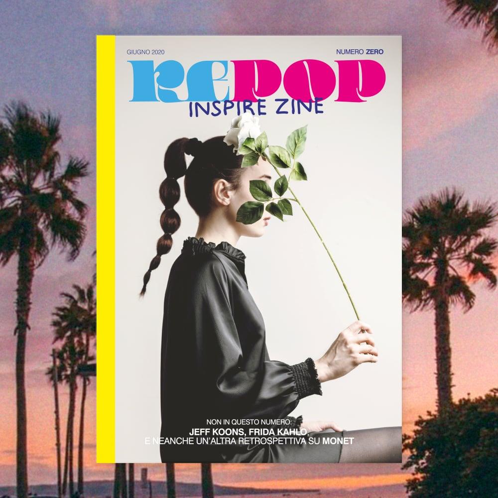 Image of RePOP Inspire Zine