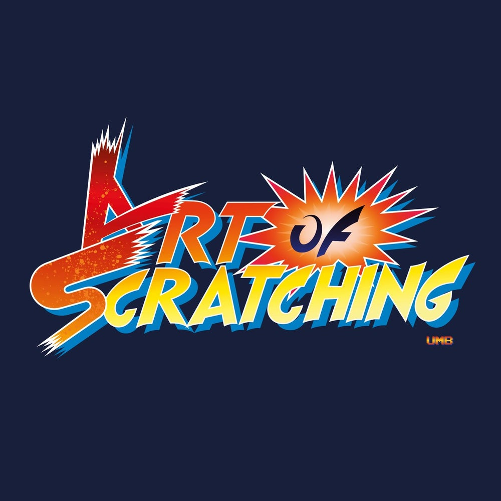 """Image of 7""""  """"Art of Scratching"""" by Ugly Mac Beer"""