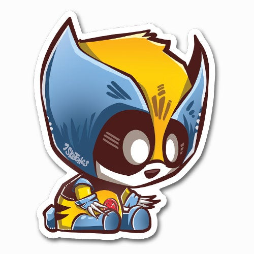 Image of Panda Wolverine