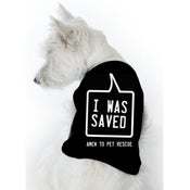 Image of Thank Heavens for Pet Rescue Tee