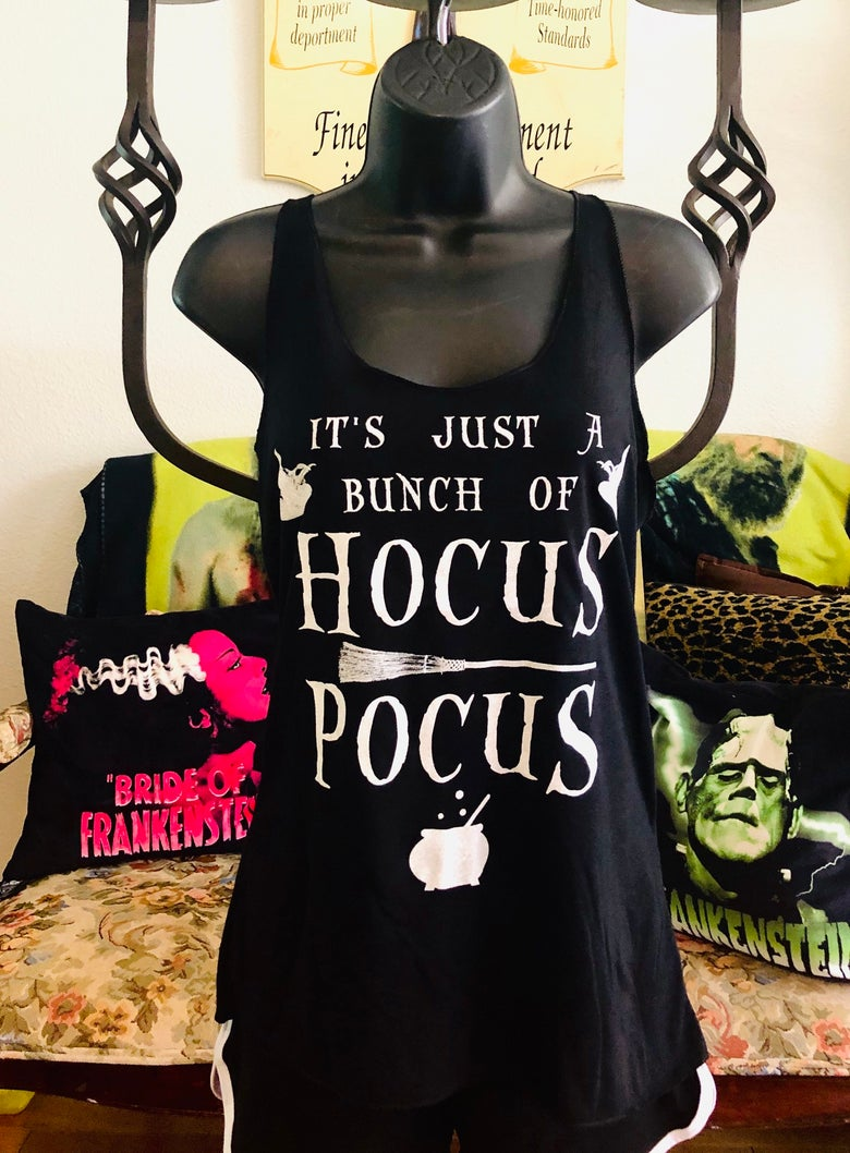 Image of Hocus Pocus Women's Tank Top