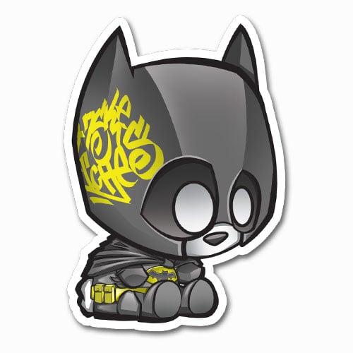 Image of Batpanda Sticker