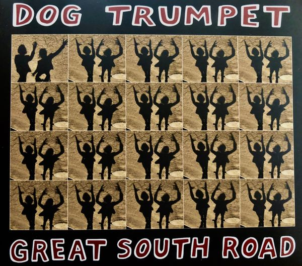 Image of DOG TRUMPET :: Great South Road (cd)