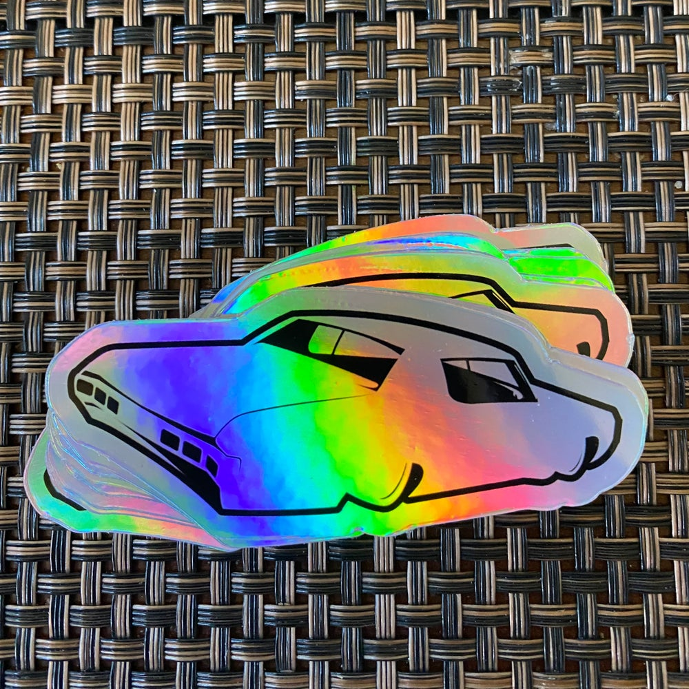 Image of Holographic Low Low