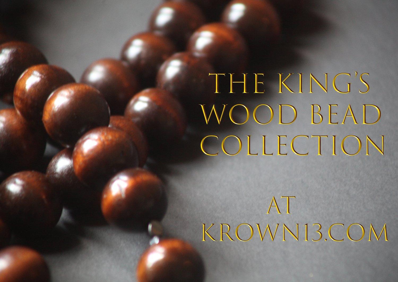 Royal Wood Beads