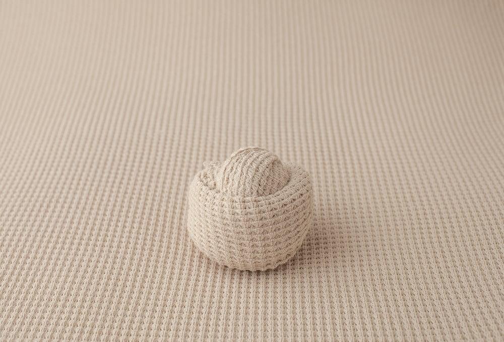 Image of Maya Backdrop - almond