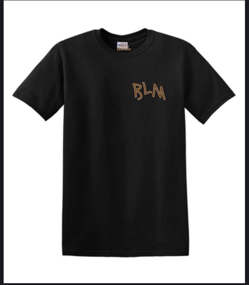 Image of BLM (Black Unisex)