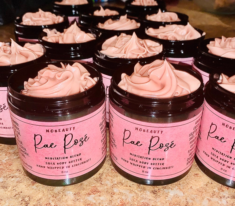 Rae Rose Whipped Body Butter