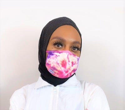 Image of Pretty in Pink Mask