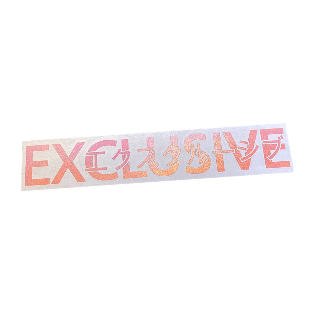 Image of Rose Gold Decal
