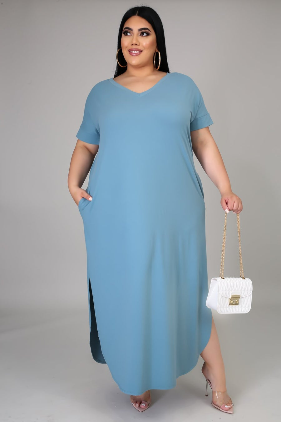 Image of T Dress