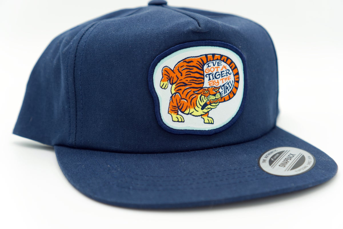 Image of Tiger By The Tail Hat