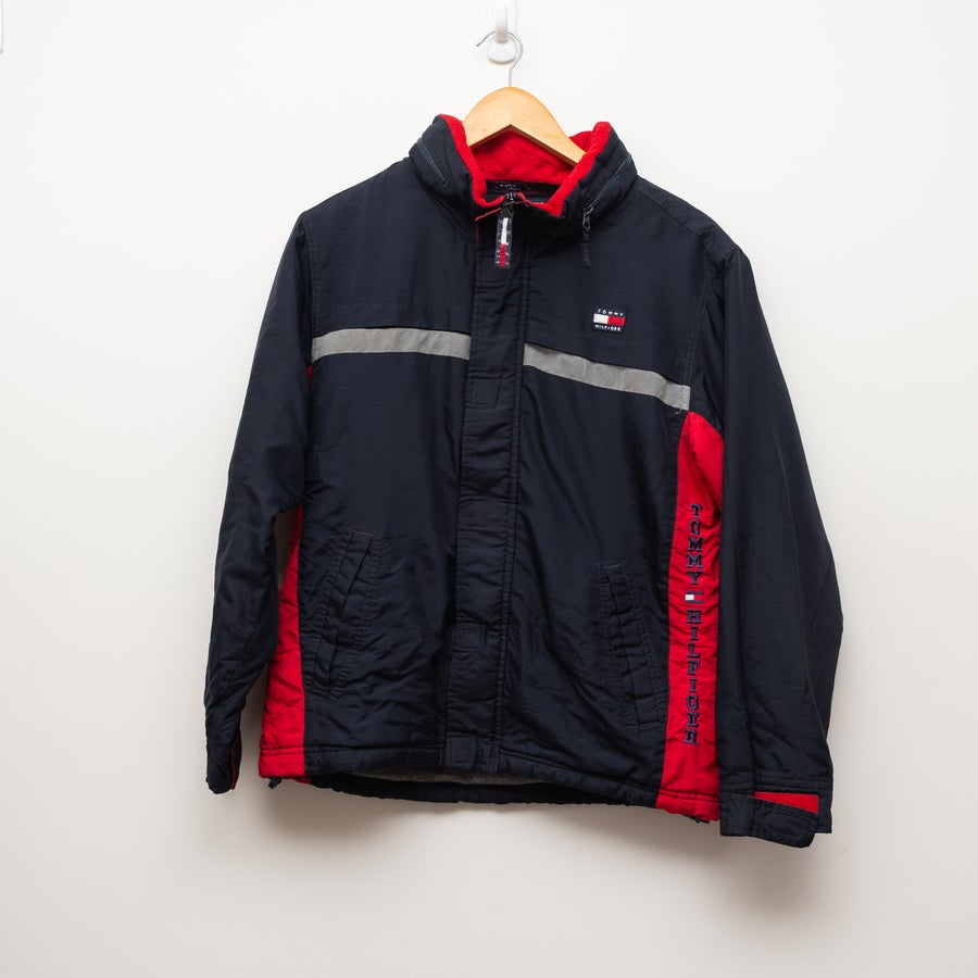 Image of Tommy Hilfiger Jacket (red and blue)
