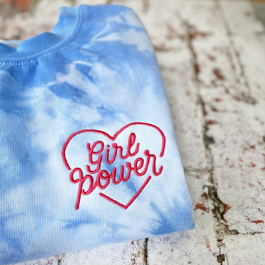Image of Girl Power Sweater
