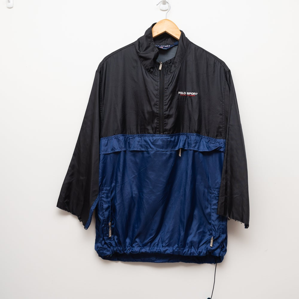 Image of Polo Sport Jacket (Cut cuffs on hands)