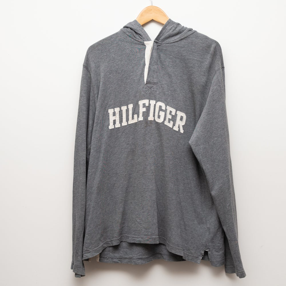 Image of Tommy Hilfiger Hoodie Shirt Embroider