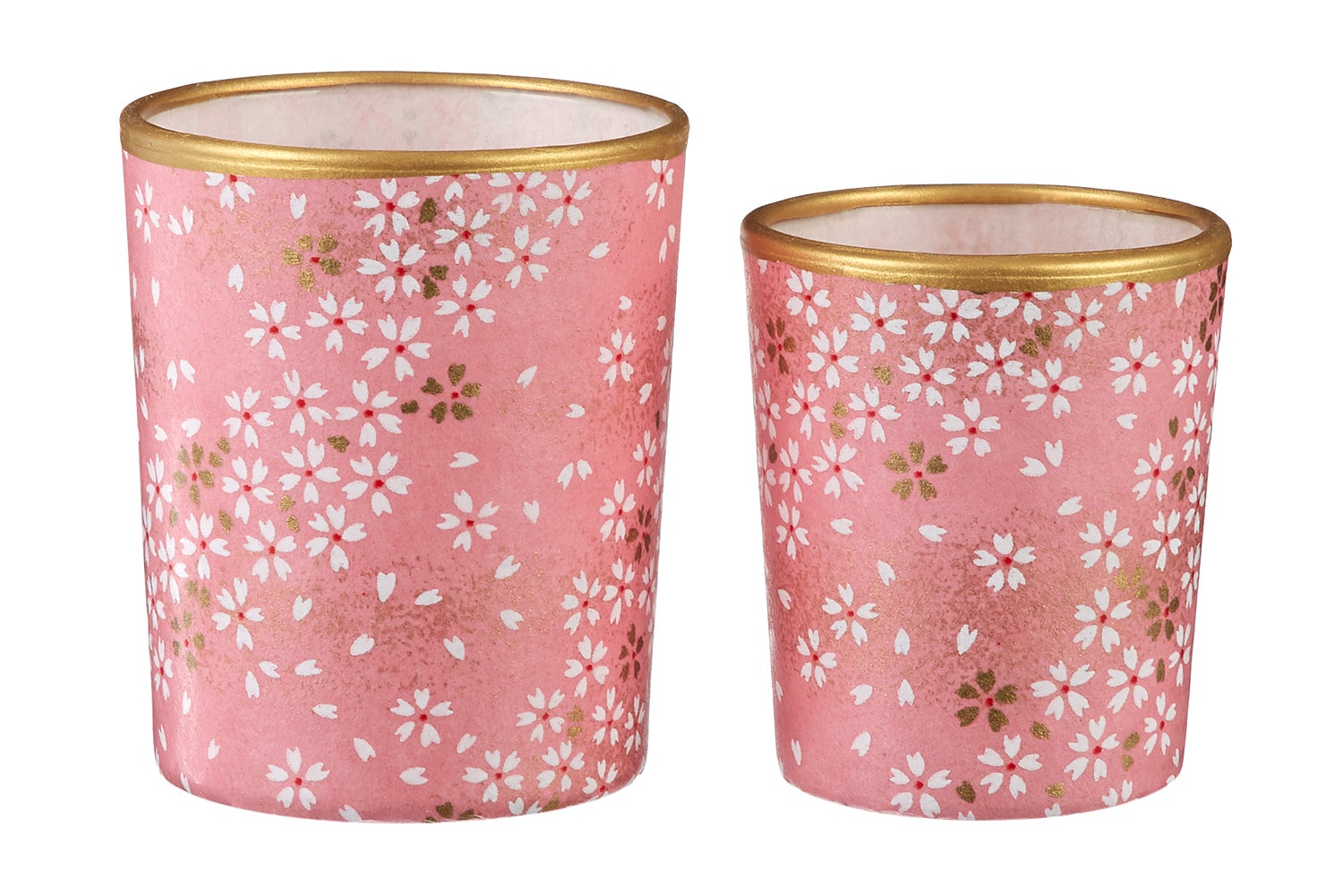 Image of Candle holders * Pink wind