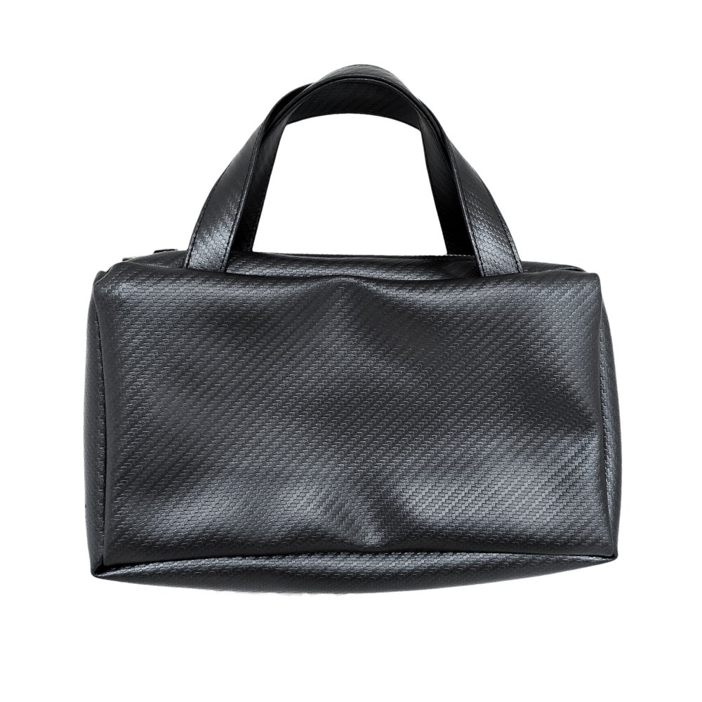 Image of Carbon Fiber Bag / Purse - Hand Made by Garage Girls Jewelry