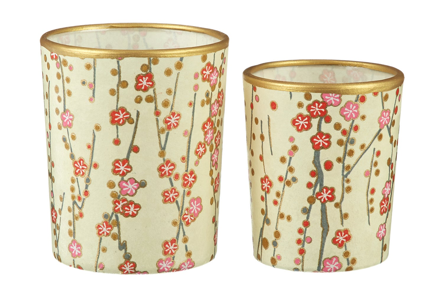 Image of Candle holders * Liz * Apricot