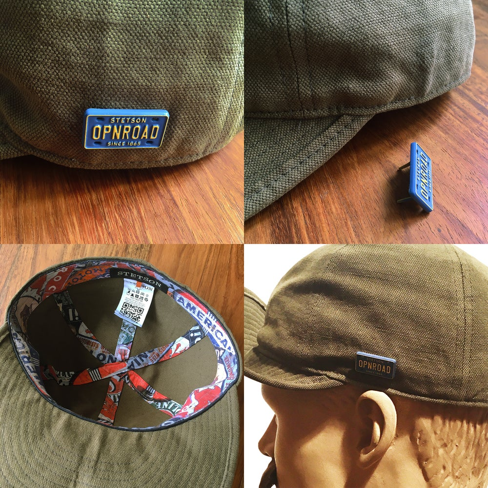 Image of STETSON ENGINEER CAP
