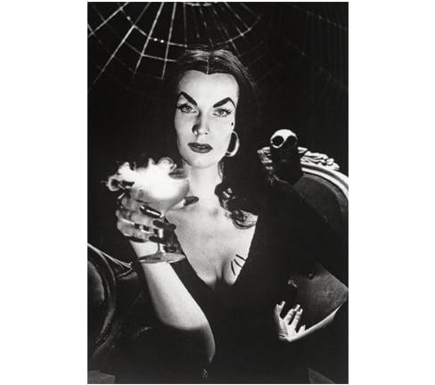 Image of VAMPIRA® Cocktail 13x19 Poster