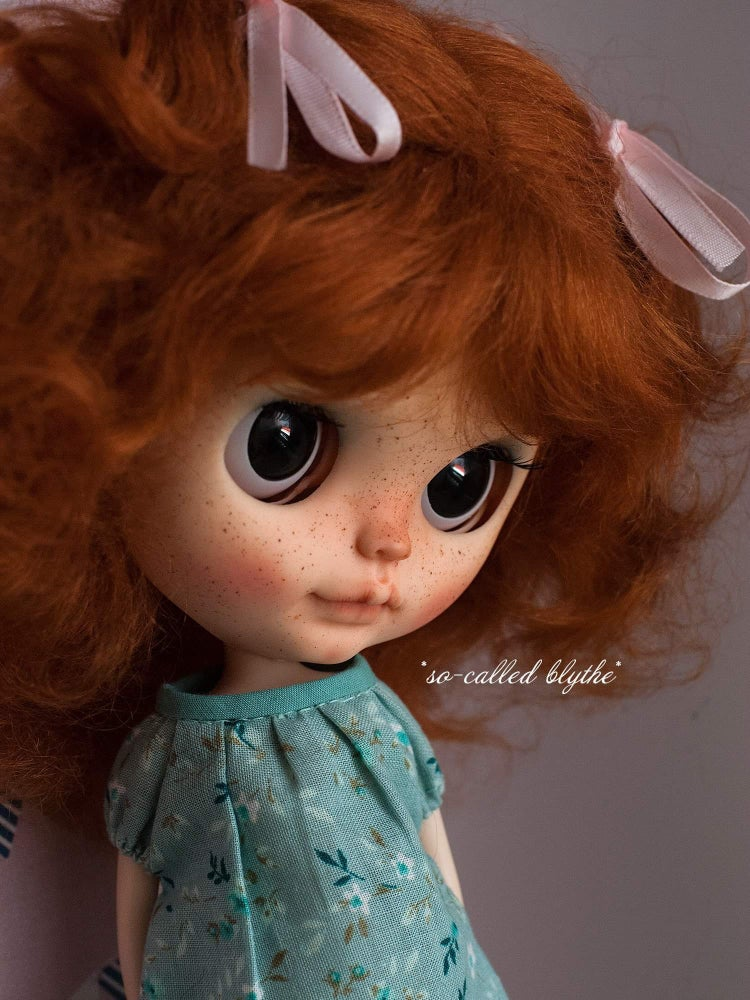 Image of Fiona OOAK Custom doll