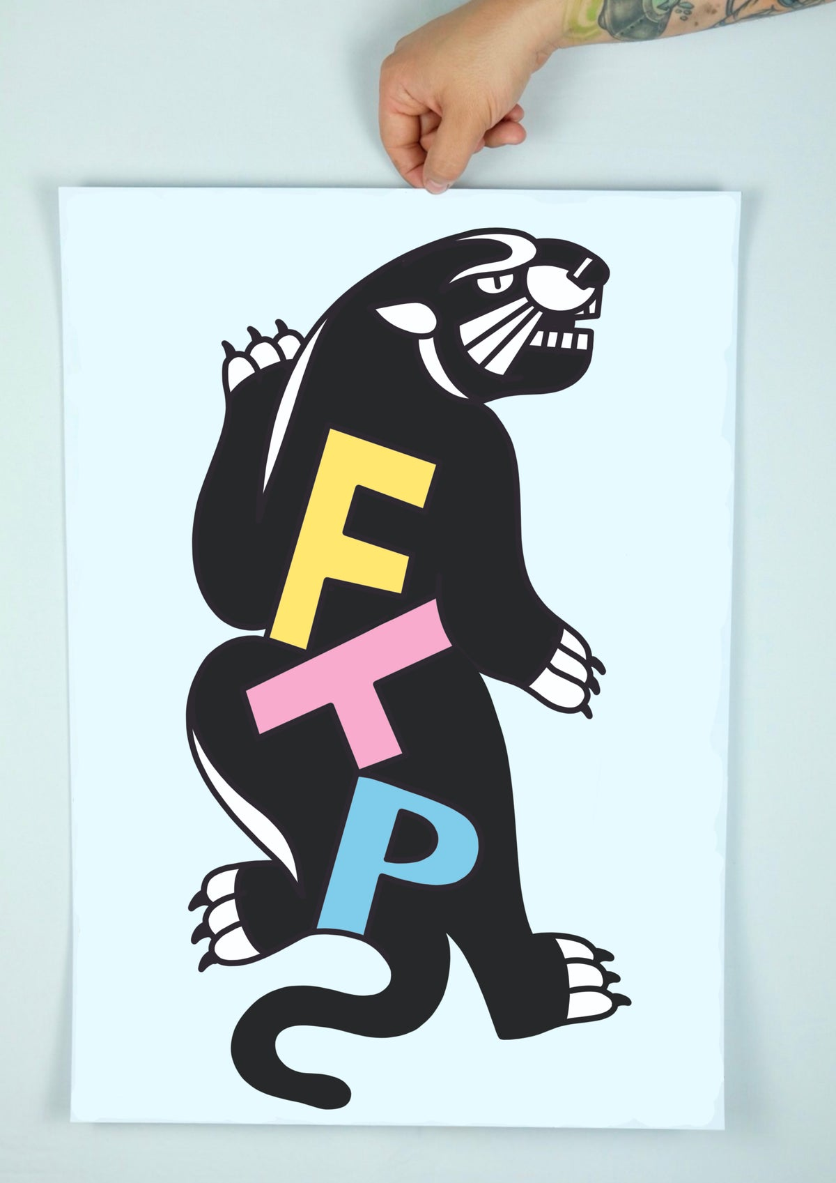 Image of FTP PANTHER