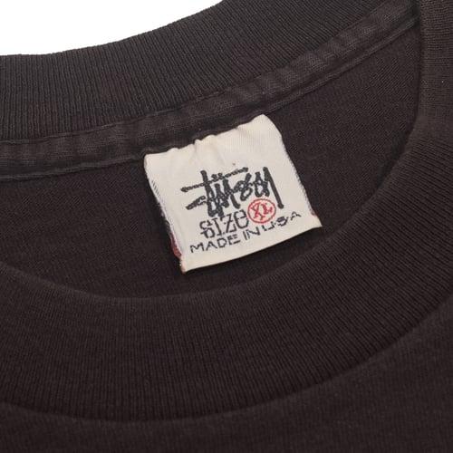 Image of Stussy Vintage T-shirt Size XL