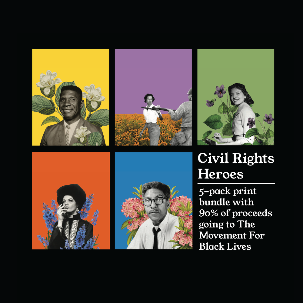 Image of Civil Rights Heroes - Fundraiser